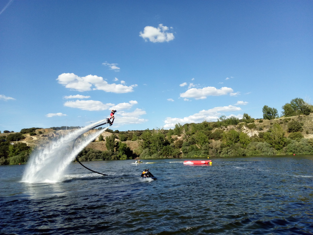 flyboard madrid